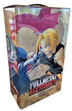 Fullmetal Alchemist Box Set 1-27 Book | Hiromu Arakawa NEW PB 1421541955