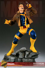 Sideshow Cyclops PF Exclusive Statue NIB Never Removed X-Men Wolverine Gambit