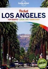 Travel Guide: Lonely Planet - Los Angeles by Adam Skolnick (2015, Paperback)