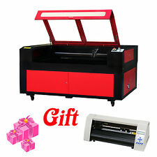Promotion! 100W C02 USB Laser Cutter / Engraver Chiller 1400 x 900 mm
