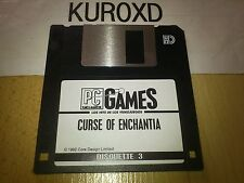 DISQUETE 3 CURSE OF ENCHANTIA PC IBM