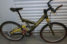 Cannondale Super V 900 Medium MTB Bike Fox Headshok
