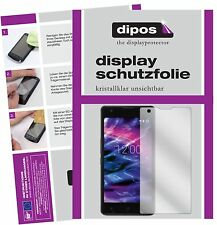 2x Medion Life E5020 Screen Protector Protection Crystal Clear dipos