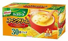 Cup Soup Corn Cream 30 bags Knorr Japan