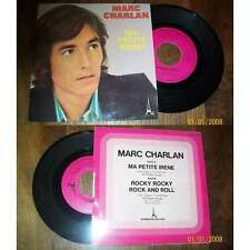 MARC CHARLAN - Ma Petite Irene French PS 7' Rock 74'