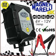 MANTENITORE DI CARICA BATTERIA 6V/12V 1 Amp MAGNETI MARELLI CH1M PER AUTO MOTO