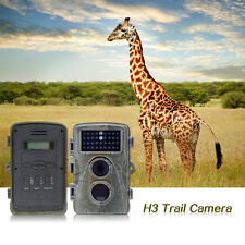 8MP H3W Hunting Trail Camera Wildlife Seguridad Cam Caza CÁMARA White 850nm