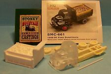 SMC-661 1948-50 Ford Dump Truck w/Load   HO-1/87th Scale Clear Resin Kit
