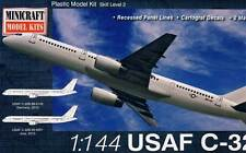 Minicraft USAF C-32B 32 B US Airforce Modell-Bausatz 1:144 Germany 2012 & 2010