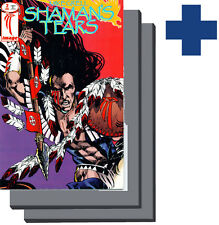 ♥♥♥♥ SHAMAN'S TEARS • Issues 2,3,4,5 • «4 Comic Set»