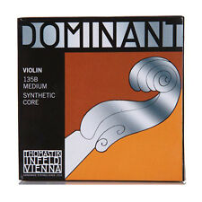 Thomastik Dominant 135B Violin Strings,4/4 Ball End New in Box Free Shipping