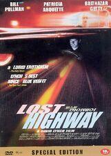 Lost Highway DVD - David Lynch (New & Sealed)