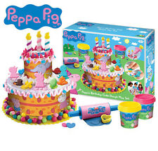Peppa Pig Birthday Cake Dough Play Doh Activity Set Creative  Official PEPP003