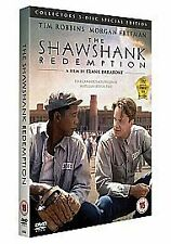 The Shawshank Redemption (DVD, 2008, 3-Disc Set)  Brand new and sealed