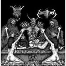 BLACK ANGEL/ADOKHSINY - BLACK RITUAL OF SATAN - SPLIT CD - DEATH METAL