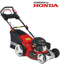 "Cobra 18"" Self propelled Honda engine lawn mower Mulching MX46SPH - 2yr warranty"