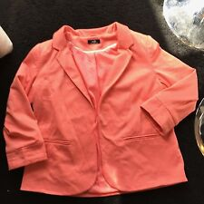 womens peach jacket from Wallis size 16