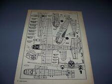 VINTAGE..AERO C-3A..5-VIEWS/DETAILS..RARE! (152B)