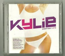 Kylie Minogue - 'Kylie: Greatest Hits' - double cd