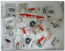 HONDA CAR AUTO SMALL NEW NOS PARTS LOT BODY CLIPS HOSE CLAMPS AND MORE