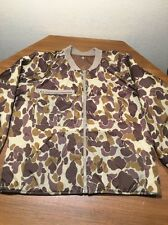 Mount'n Prairie Foursquare mens M camo brown reversible insulated hunting jacket