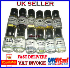 12 NEW Perfumes Attars Fragrances OIL Wholesale Job Lot Itrz Arabian English MEN