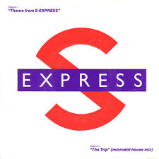"S-Express 7"" Theme From S-Express - France"