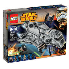 LEGO STAR WARS REBELS IMPERIAL ASSAULT CARRIER SET 75106 FACTORY SEALED