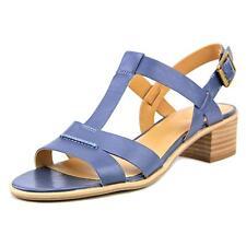Franco Sarto Oriana Women US 7.5 Blue Sandals NWOB  1645