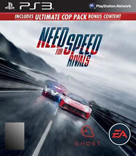 Need for Speed: Rivals -- Limited Edition (Sony PlayStation 3, 2013)