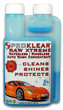 PROKLEAR™ RAW Xtreme Rinseless / Waterless Auto Wash Concentrate