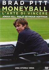 DvD MONEYBALL  L'Arte di Vincere Brad Pitt   ......NUOVO