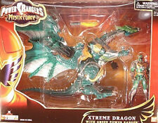Power Rangers Mystic Force - Xtreme Dragon With Green Ranger By Bandai (MISB)