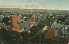 Carlisle PA * Birds Eye View 1908  Jail * Cumberland Co.