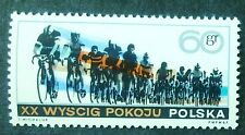 POLAND STAMPS MNH 2Fi1612 SC1501 Mi1760 - XX Peace of Race, 1967, clean