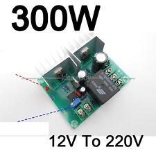 Inverter Driver Board Power Module Drive 300W Core Transformer DC 12V To 220V