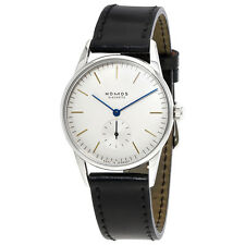 Nomo Orion Galvanized White Dial Unisex Watch 301