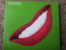 The Mock Turtles  - And Then She Smiles CD Single 1991