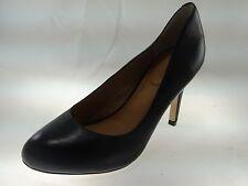 Corso Como Del LeatherPumps Women's Shoes Black Color Size 5.5M