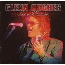 """GLENN HUGHES """"LIVE IN AUSTRALIA""""  CD NEU"""