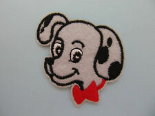 101 Dalmatians Dog Disney Iron on Applique Patch