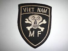 Vietnam War ARVN Mobile Strike Force Command MIKE FORCE Team Patch