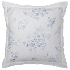 BRONTE BLUE European Pillowcase - Platinum Logan and Mason