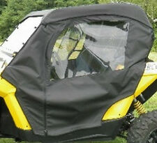 Soft Full DOOR Kit ~ Can-Am Maverick 1000 ~ New  ~ UTV Enclosure ~ 6 Colors