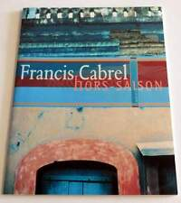 Partition Songbook Sheet Music FRANCIS CABREL : Hors-Saison - 90's Piano