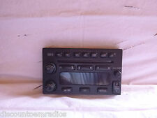 03-06 Kia Sorento Radio Cd Mp3 Faceplate 12239401 G62176