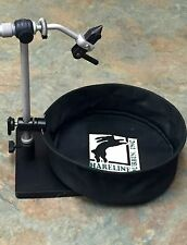 HARELINE DUBBIN FLY TYING WASTE BASKET. LOW PROFILE TRASH. MAGNETIC. New