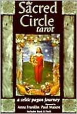 The Sacred Circle Tarot: A Celtic Pagan Journey by Anna Franklin (Book, 1998)