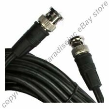 100ft BNC RG59 Security/DSR/DVR Video Camera/Cam Coax/Coaxial 75ohm Cable/Cord