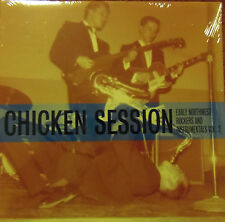 Early Northwest Rockers and Instrumentals Vol 2 - Chicken Session LP Norton